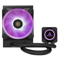 安鈦克(Antec)K120RGB一體式水冷散熱器 超薄冷頭 智能溫控風扇 機箱顯卡CPU散熱