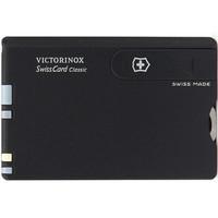 VICTORINOX 維氏 經典瑞士卡82mm 多功能刀具 黑色0.7133 *3件