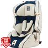 kiwy原裝進口寶寶汽車兒童安全座椅isofix接口 適合約9個月-12歲 無敵浩克 道奇藍