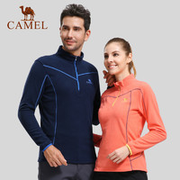 CAMEL駱駝 A6W209156 男女戶外抓絨衣 *2件