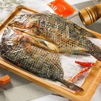 京東PLUS會員 : XIANGTAI 翔泰 泰式烤魚 580g *6件