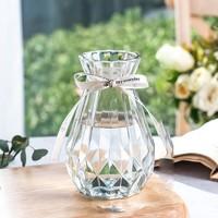 樂之沭 北歐水培玻璃花瓶 15cm