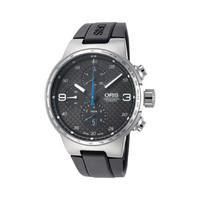 再降价、银联专享:ORIS 豪利时 Williams 01-774-7717-4154-07-4-24-50FC 男士手表