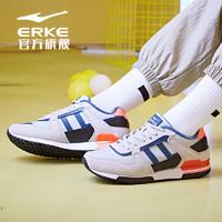 ERKE 鴻星爾克 53115420074 男士跑步鞋