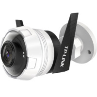 TP-LINK 300萬超清攝像頭家用無線室外防水全彩夜視WiFi手機遠程