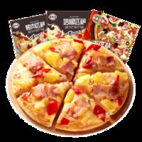 潮香村 披薩 美式家庭匹薩套餐 6盒裝 *2件