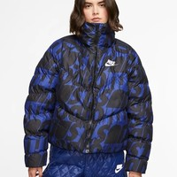 Nike 耐克 Sportswear Synthetic-Fill JDI Printed CI5024-455 女子夾克