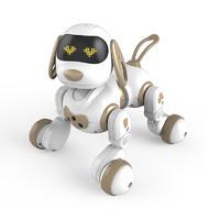 nuobaman 諾巴曼 遙控電動小狗智能機器狗感應走路唱歌機器人男孩玩具3-6歲早教機玩具