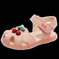 童愫 2020夏季0-6歲卡通兒童涼鞋包頭鞋