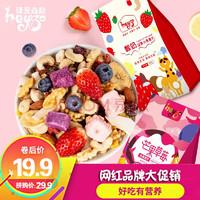 網紅酸奶水果堅果燕麥400g