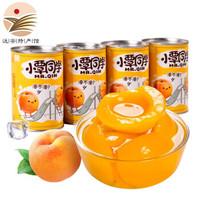 果園蜜匠 精選水果罐頭黃桃罐頭 425g*4罐裝