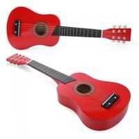 NEW CLASSIC TOYS  25寸木質側調弦吉他