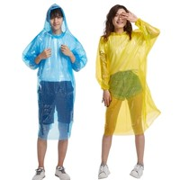 FEN FA   一次性便携式雨衣