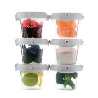 zolitt寶寶輔食盒食品冷凍儲存盒嬰兒零食寶寶輔食格保鮮迷你便攜