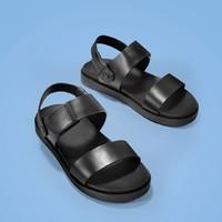 有品米粉節 : 七面 Coollight系列 男士涼鞋
