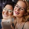 依視路鏡片鉆晶X4濾藍光非球面鏡片成品近視光學鏡贈眼鏡架