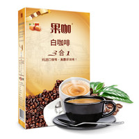 京東PLUS會員 : FRUTTEE 果咖 泰國原裝進口焦糖白咖啡 三合一速溶咖啡 210g *13件