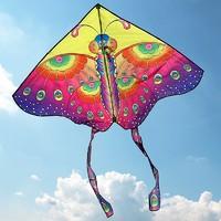 發塞納風箏兒童卡通造型蝴蝶風箏