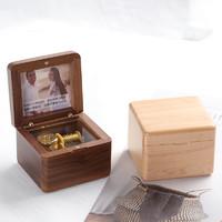 初心 木質相框音樂盒八音盒 *6件