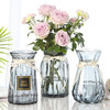 若花 園藝玻璃花瓶 3件套
