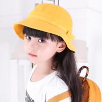 tlove 兒童成人漁夫帽小黃帽