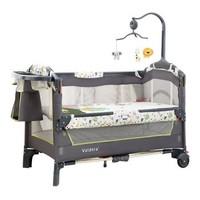 京東 VALDERA 嬰兒床多功能可折疊寶寶床 豪華版
