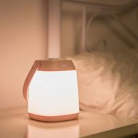 美的遙控小夜燈母嬰燈可充電
