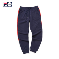 FILA FUSION X Staple 斐樂男子運動褲2020春季新款串標時尚長褲