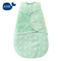 misslele 米乐鱼 婴儿包裹款双层睡袋