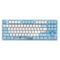 新品发售:Dareu 达尔优 A87 归燕主题 机械键盘(Cherry轴、PBT、蓝灯)