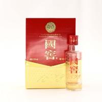 苏宁SUPER会员:泸州老窖 国窖1573 浓香型白酒 52度 小礼盒 50ml*2瓶