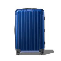 RIMOWA 日默瓦 Essential Lite系列 Check-In M 26寸/59L 時尚拉桿箱/旅行箱 多色可選  26寸(59L) 823.63.60.4(Blue Gloss)