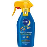 妮維雅(NIVEA)嬰兒童防曬噴霧 隔離紫外線男女士孕婦可用SPF30 300ml 噴霧 300ml