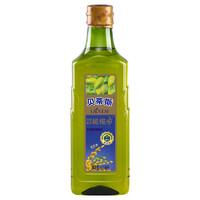 貝蒂斯稻米橄欖食用植物調和油600ml 含12%特級初榨橄欖油 食用油 中式烹飪 炒菜 營養均衡 小包裝