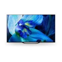 值友專享:SONY 索尼 KD-55A8G 55英寸 4K OLED電視