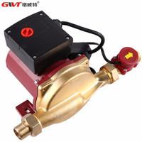 格威特 靜音增壓泵320W家用全自動自來水泵 過濾 漏保