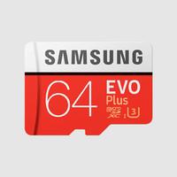 三星TF(MicroSD) 存儲卡 EVO 升級版 + 32G *2件