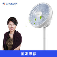 格力空氣循環扇電風扇家用遙控立式對流風扇臺式搖頭靜音落地扇