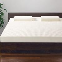 Latex Systems 天然乳膠床墊 泰國進口 橡膠床墊榻榻米 單人 雙人可折疊 85D密度 180*200*7.5cm
