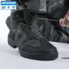 DECATHLON 迪卡儂 防滑防水高幫透氣款登山鞋
