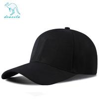 doaxila 男士鴨舌帽 黑色