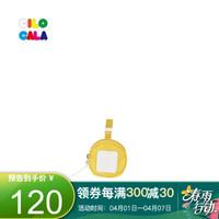 日本cilocala 糖果圓形卡包 零錢包 耳機包 日常收納包 BANANA