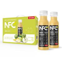 農夫山泉 100%NFC蘋果香蕉汁 300ml*10瓶  *2件