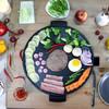 COYA家用平底鍋烤肉鍋恒溫雜糧煎餅機