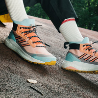 阿迪達斯adidas TERREX FREE HIKER GTX DOE男子登山徒步鞋EG8675
