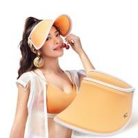 VVC 防曬帽 男女款空頂遮臉太陽帽