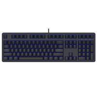 ikbc機械鍵盤R300RGB黑色紅軸