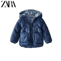ZARA 新款 男嬰幼童 春夏新品 保暖夾克棉服外套 05644524400