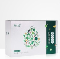輕妃 白蕓豆代餐粉復合酵素纖纖包 0.9kg