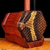 二胡  蘇州手工蟒皮 紅檀骨雕木軸+升級防震盒(一級料)